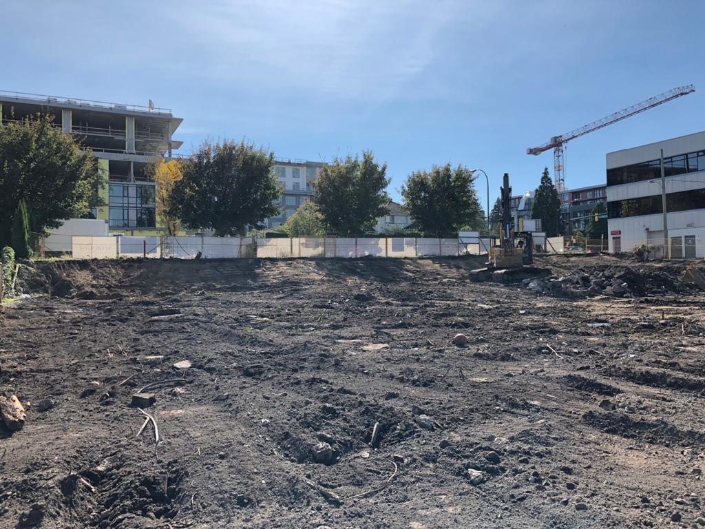 building demolition west vancouver